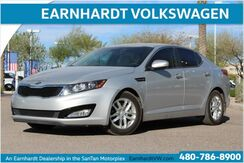 2013_Kia_Optima_LX_ Gilbert AZ