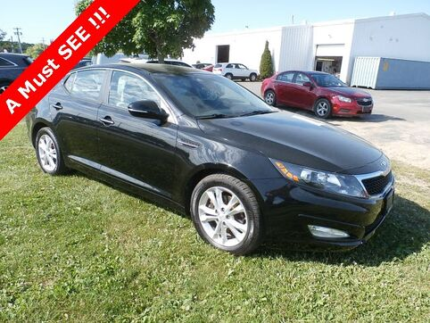2013_Kia_Optima_LX_ Liverpool NY