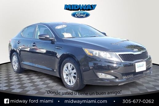 2013 Kia Optima LX Miami FL