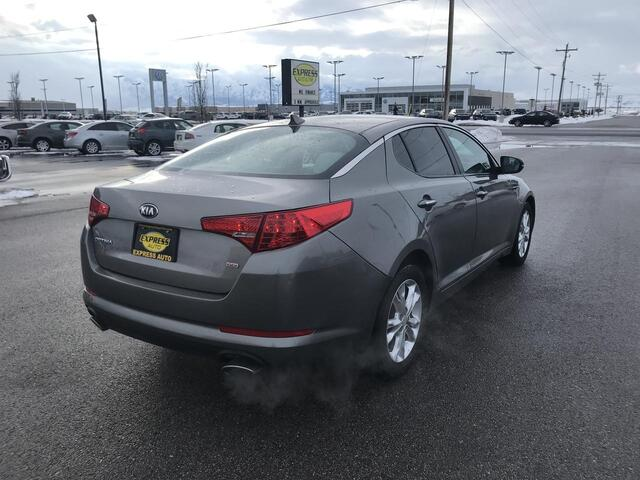 2013 Kia Optima LX North Logan UT