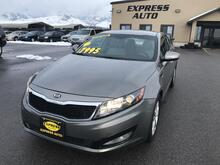 2013_Kia_Optima_LX_ North Logan UT