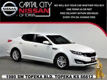 2013_Kia_Optima_LX_ Topeka KS