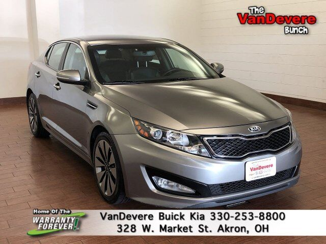 2013 Kia Optima SX Akron OH