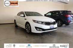 2013 Kia Optima SX Golden CO