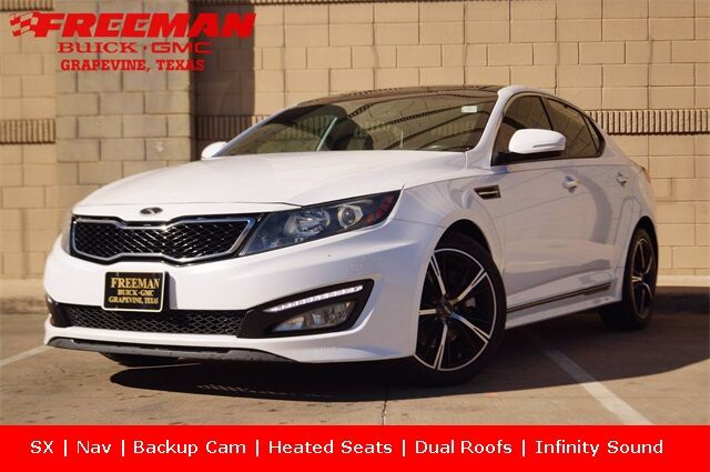 2013 Kia Optima SX Grapevine TX