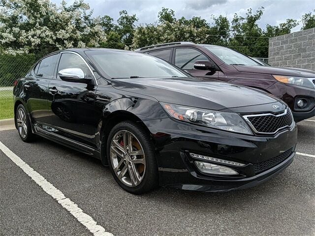 2013 Kia Optima SX Macon GA