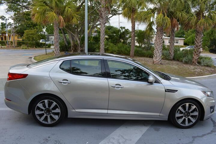 2013 Kia Optima SX Miami FL