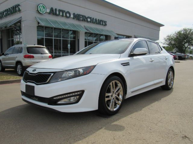 Used Kia Optima Plano Tx