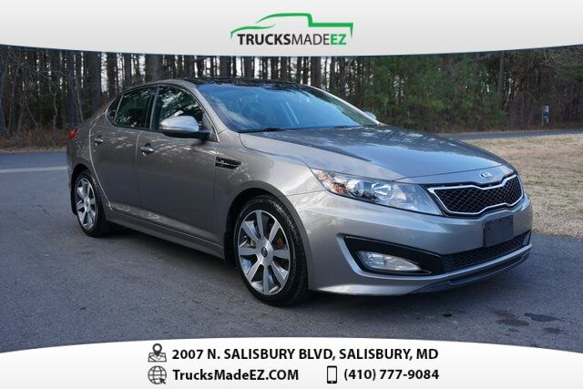 2013 Kia Optima SX Salisbury MD