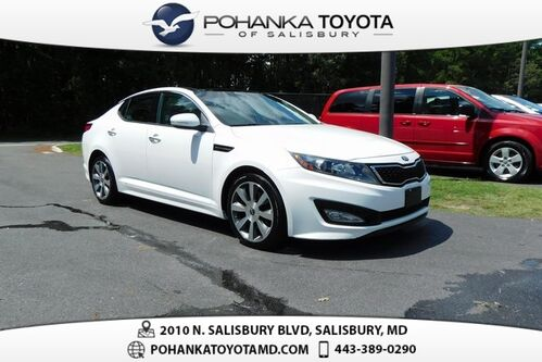 2013_Kia_Optima_SX_ Salisbury MD