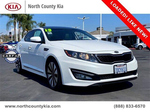 2013 Kia Optima SX San Diego County CA