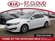 2013_Kia_Optima_SX_ St. Cloud MN