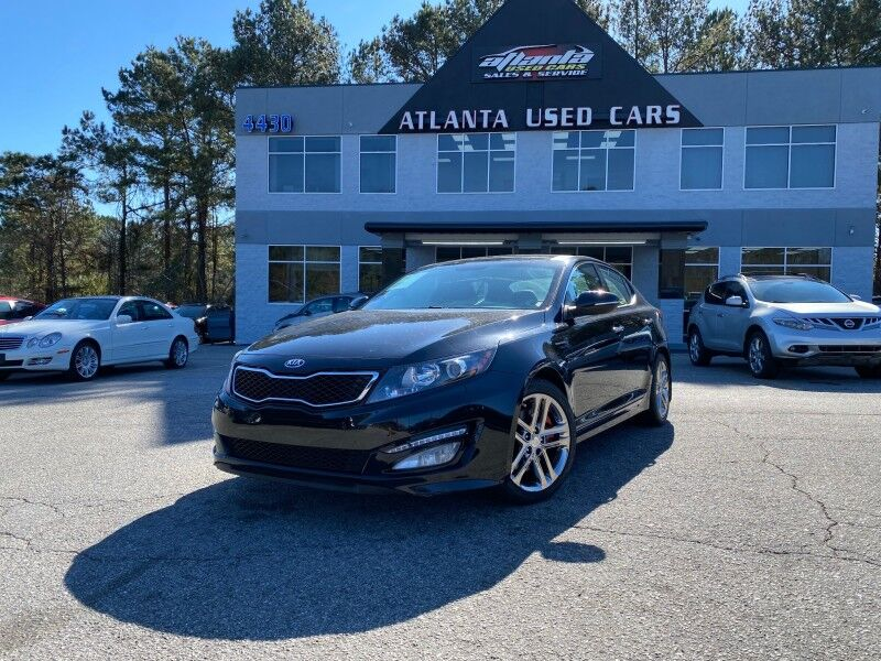 2013 Kia Optima SX w/Chrome Limited Pkg Lilburn GA