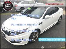 Kia Optima SX w/Limited Package 2013