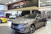 2013 Kia Optima SX w/Limited Pkg - Pano Roof, Heated and Cooled Seats, Navi