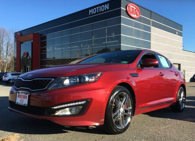 2013 Kia Optima SX w/Limited Pkg Hackettstown NJ