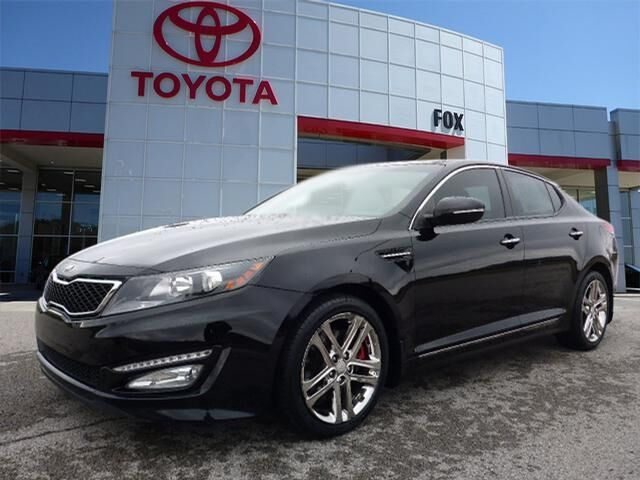 2013 Kia Optima SX w/Limited Pkg Clinton TN