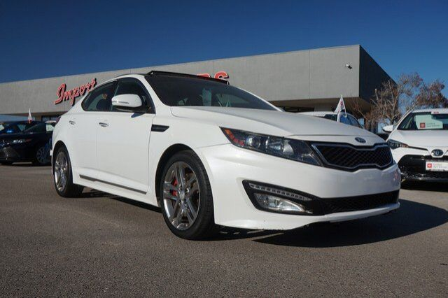 2013 Kia Optima SX w/Limited Pkg Grand Junction CO