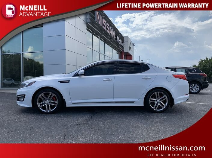 2013 Kia Optima SX w/Limited Pkg High Point NC