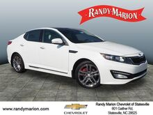 2013_Kia_Optima_SXL_ Hickory NC