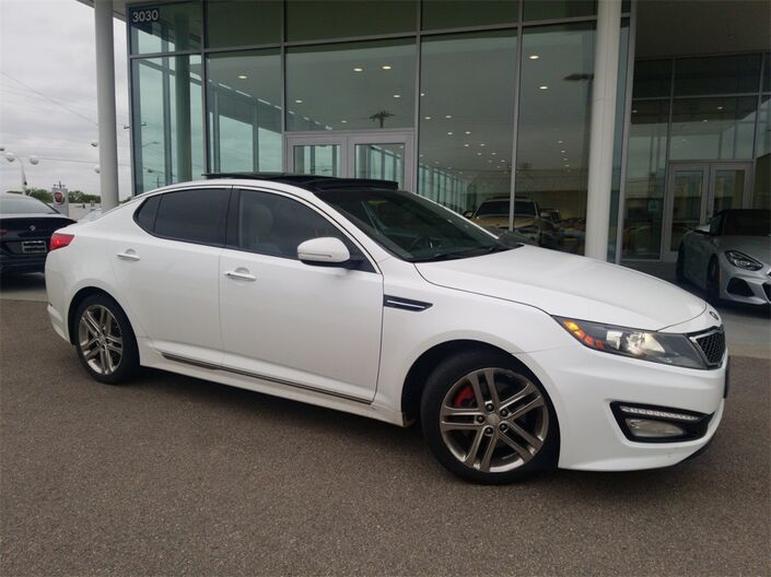 2013 Kia Optima SXL Oshkosh WI