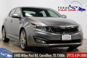 2013_Kia_Optima_SXL WITH LIMITED PACKAGE, TURBO, AUTOMATIC, NAVIGATION SYSTEM, PANORAMA ROOF, LEATHER SEATS_ Carrollton TX
