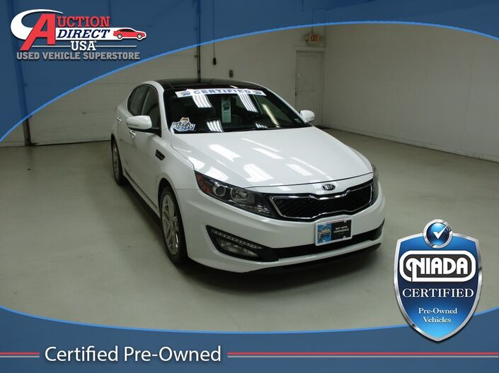 2013 Kia Optima SXL Raleigh