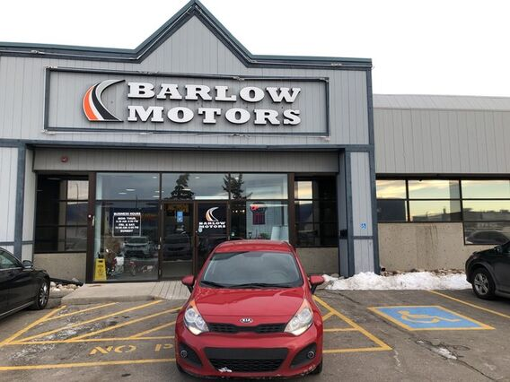 2013_Kia_Rio_CLEAN CARFAX AUTOMATIC POWER GROUP_ Calgary AB