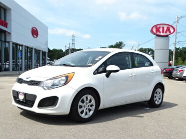2013_Kia_Rio_LX_ South Attleboro MA