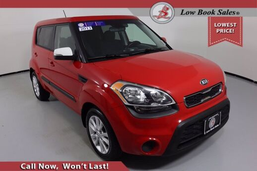 2013_Kia_SOUL_+_ Salt Lake City UT