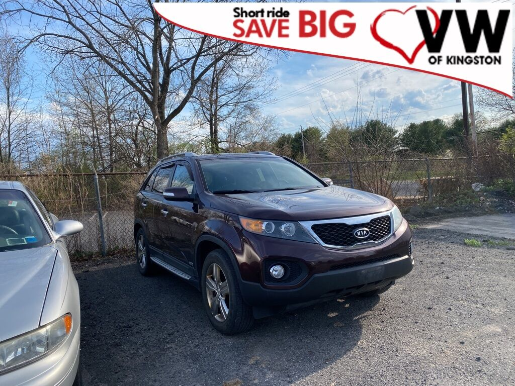 2013_Kia_Sorento_EX_ Kingston NY