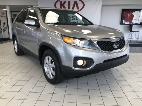2013_Kia_Sorento_LX AWD V6 *BLUETOOTH/HEATED CLOTH FRONT SEATS/BACK UP SENSOR*_ Edmonton AB