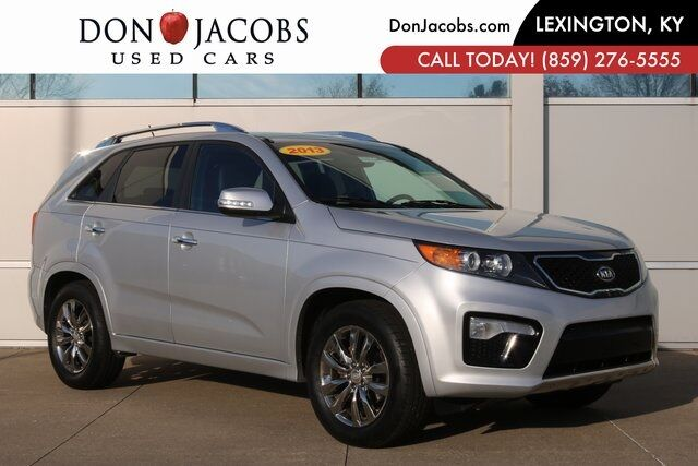 2013 Kia Sorento SX Lexington KY
