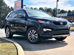 2013 Kia Sorento SX V6 W/ LEATHER/PREMIUM WHEELS AND 3RD ROW