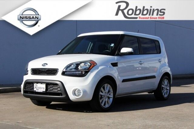 2013 Kia Soul + Houston TX