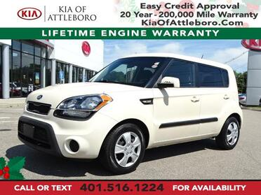2013_Kia_Soul__ South Attleboro MA