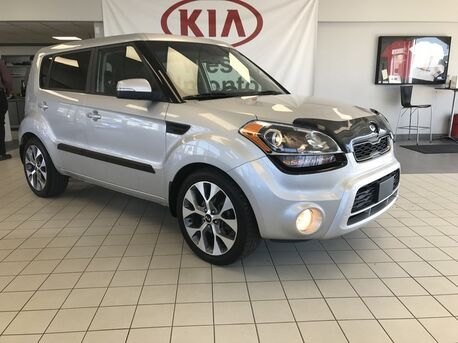 2013_Kia_Soul_4u Luxury FWD 2.0L *NAVIGATION/SUNROOF/LEATHER HEATED SEATS*_ Edmonton AB