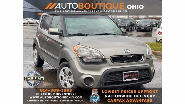 2013 Kia Soul Base Columbus OH