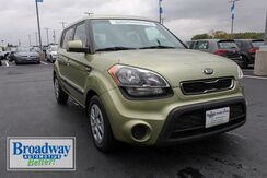 2013_Kia_Soul_Base_ Green Bay WI