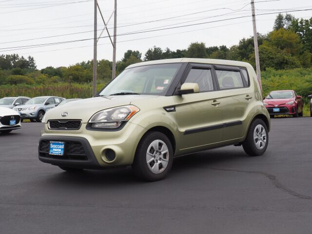 2013 Kia Soul Base Portsmouth NH