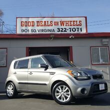 2013_Kia_Soul_Base_ Reno NV