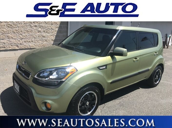 2013 Kia Soul Base Weymouth MA