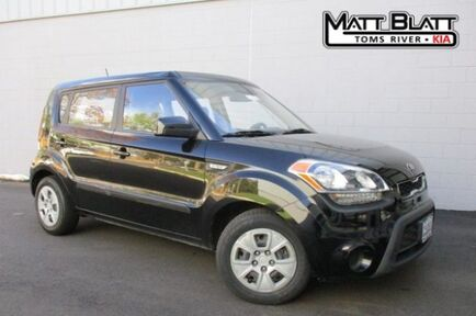 2013_Kia_Soul_Base_ Egg Harbor Township NJ