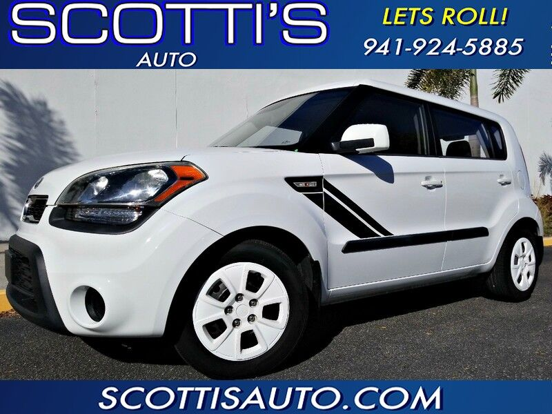 2013 Kia Soul GREAT COLORS~ WHOLESALE PRICE~ FINANCE AVAILABLE! Sarasota FL
