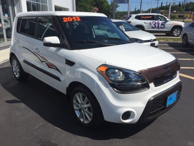 2013_Kia_Soul_Plus_ Kingston NY