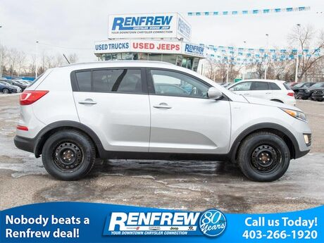 2013 Kia Sportage AWD LX, Bluetooth, Heated Seats, SiriusXM, Rear Parking Sensors Calgary AB