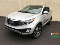 2013 Kia Sportage EX - All Wheel Drive