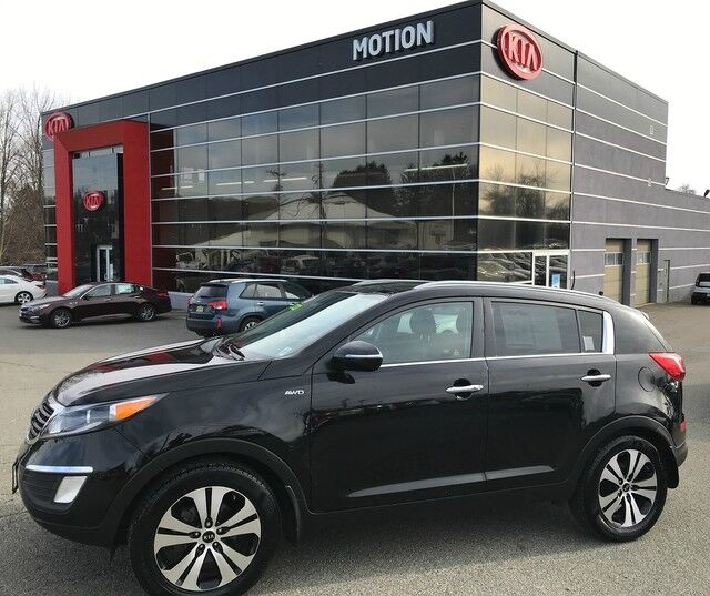 2013 Kia Sportage EX Hackettstown NJ