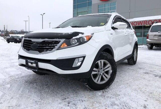 2013 Kia Sportage LX, Bluetooth, Heated Front Seats, Air Conditioning Kelowna BC