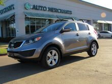 2013_Kia_Sportage_LX FWD BACK-UP CAMERA, REAR PARKING AID, SAT RADIO, CD PLAYER, KEY-LESS ENTRY_ Plano TX